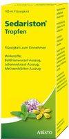 Aristo Pharma Sedariston Tropfen (100 ml)