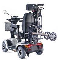 Invacare Halter für Rollator und Gehgestell