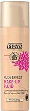 Lavera Nude Effect Make-Up Fluid - 02 Ivory Nude (30ml)