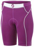 Scott Fahrradshorts W's Trail 10 berry purple