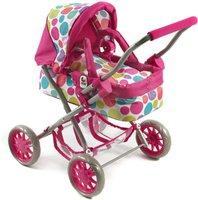 Bayer Chic Mini-Kuschelwagen Smarty Pink Bubbles