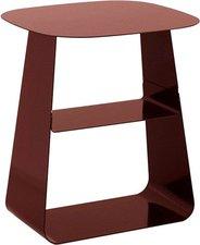 Normann Stay Table 40x40 cm burgundy