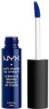 NYX Soft Matte Lip Cream - Moscow (8ml)