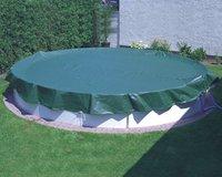 my pool Abdeckplane 4,5 x 2,5 m für Ovalformpool
