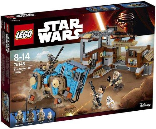 LEGO Star Wars Begegnung auf Jakku (75148)
