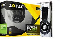 Zotac GeForce GTX 1080 Founders Edition 8192MB GDDR5X