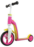 Authentic Sports Scoot & Ride Highwaybaby Pink/Yellow