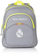 Safta Real Madrid Rucksack Grey