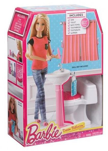 Mattel Barbie Traumbad