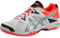 Asics Gel-Tactic Wmn white/silver/flash coral