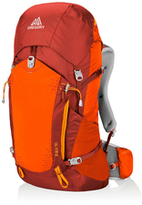Gregory Zulu 40 L burnished orange