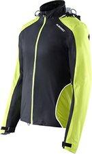 X-Bionic Running Symframe Jacket Men black / green lime