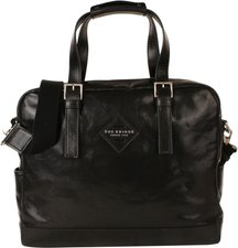 The Bridge Luxe Uomo Business Bag black (6222401)