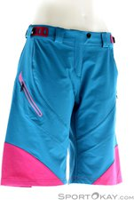 Scott Damen Shorts Trail Flow Xpand seaport blue / festival purple