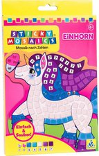 Invento Sticky Mosaics Unicorn (620936)