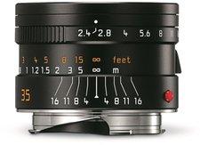 Leica Summarit-M 35mm f2.4 ASPH. (schwarz)