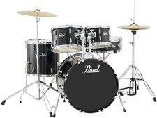 Pearl Drum Roadshow Junor Jet Black (RS585C/C31)