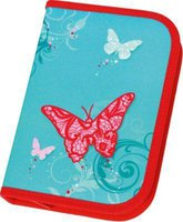 Undercover Pencil Case Butterfly (BUKR0440)