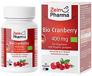 ZeinPharma Bio Cranberry Kapseln (30 Stk.)