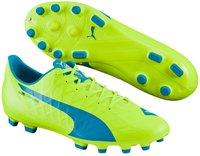 Puma evoSPEED SL-S AG safety yellow/atomic blue/white