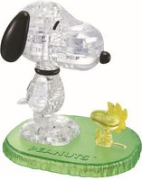 HCM Crystal Puzzle - Snoopy Woodstock