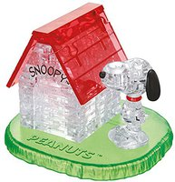 HCM Crystal Puzzle - Snoopy House