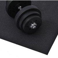 HomCom Bodenschutzmatte für Fitnessgeräte 220x110cm