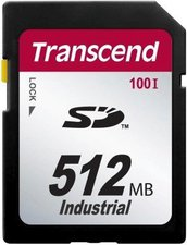 Transcend SD100I Industrial - 512MB