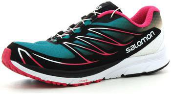 Salomon Sense Mantra 3 Women peacock blue/white/hot pink
