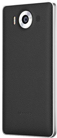 Mozo Lumia 950 BackCover schwarz/silber
