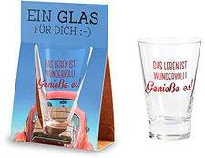 La Vida Trinkglas Fd 250 ml Wundervoll