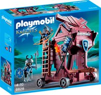 Playmobil Knights Adlerritter Angriffsturm (6628)