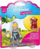 Playmobil Fashion Girl - Fifties (6883)