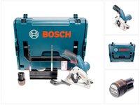 Bosch GKS 10,8 V-LI Professional (1 x 2,5 Ah + L-Boxx + Sägeblatt)