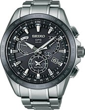 Seiko Multi-Title Dictionary Astron GPS Solar Dual Time (SSE045J1)