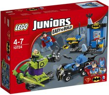 LEGO Juniors Batman & Superman gegen Lex Luthor (10724)