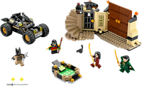LEGO Super Heroes Batman Ra's al Ghuls Rache (76056)