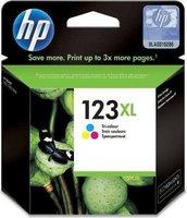 HP Nr. 123XL 3-farbig (F6V18AE)