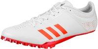 Adidas Adizero Finesse Sprint ftwr white/solar red/silver metallic