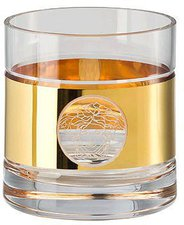 Versace Medusa Madness Oro Whiskybecher Double Old-Fashioned