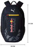 Puma Red Bull Racing Backpack total eclipse/stampede (74059)