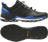 Adidas Terrex Skychaser core black/dark grey/power red