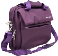 Hauptstadtkoffer Mitte Flight Bag purple