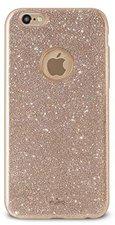 Puro Glitter Shine Cover gold (iPhone 6/6S)