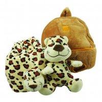 Hauptstadtkoffer For Kids Backpack Leopard