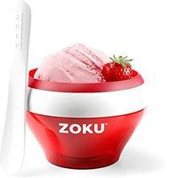 Zoku Ice Cream Maker red ZK120-RD