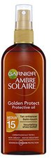 Garnier Ambre Solaire Golden Protect Protective Oil SPF 15 (150ml)