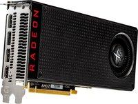 XFX Radeon RX 480 XXX OC Backplate 8192MB GDDR5