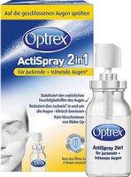 Scholl Optrex ActiSpray 2in1 für juckende tränende Augen (10 ml)