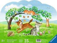 Ravensburger Verspielte Tierkinder (25 Teile)